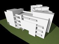 Budynek wielorodzinny - koncepcja