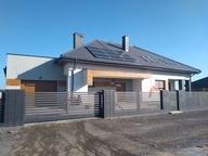 Budynek jednorodzinny energooszczędny